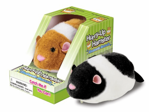 Hurry-Up Hamster