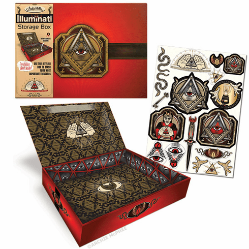 Illuminati Storage Box