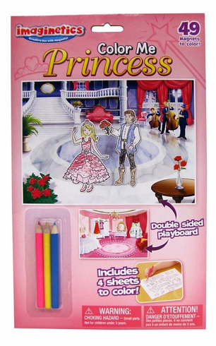 Imaginetics Color Me Princess