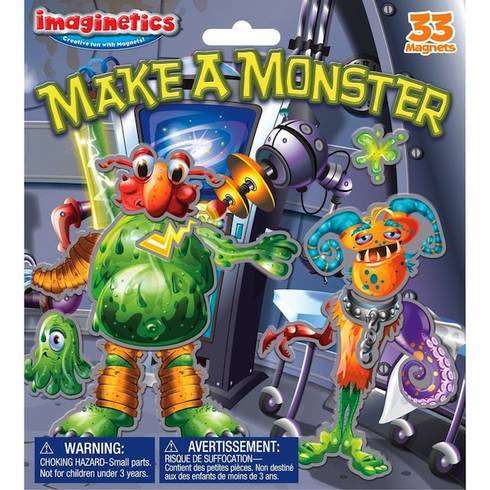 Imaginetics Make a Monster