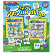 Imaginetics Travel Picture Bingo
