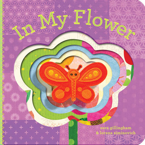 In My Flower: Finger Puppet Book