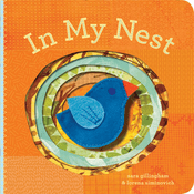 In My Nest: Finger Puppet Book