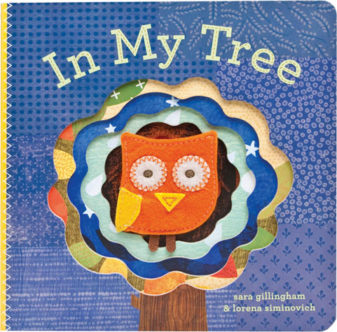 In My Tree: A Finger Puppet Book