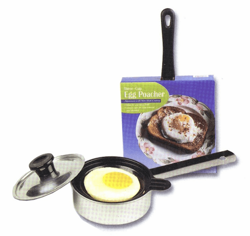 Individual  Egg Poacher