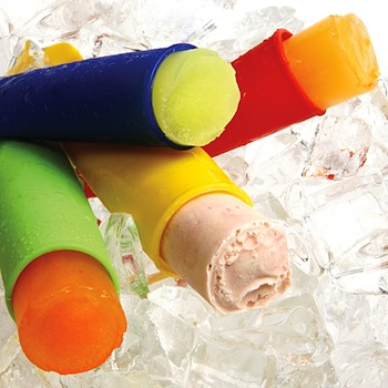 Individual Ice Pop Makers