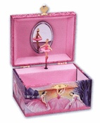 Iridescent Ballerina Box