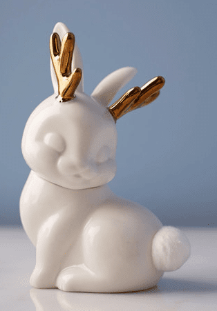 Jackalope Cotton Container