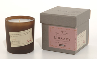 Jane Austen 9 oz Candle
