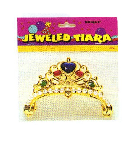 Jeweled Tiara