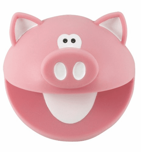 Joie Piggy Wiggly Silicone Grip