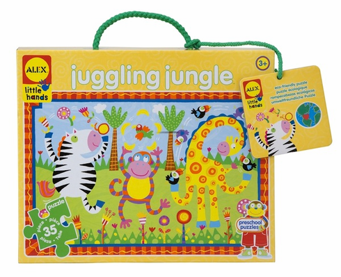 Juggling Jungle Puzzle