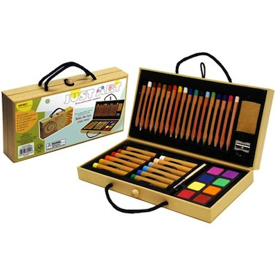 Just Art Set (41 Pieces)