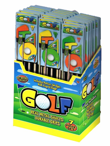 Kid Golf 7 Piece Set