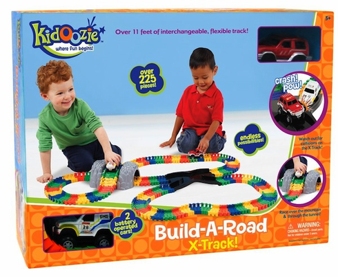 Kidoozie Build A Road X-Track