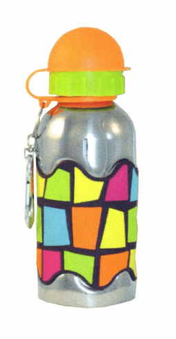 Kids Block Water Bottle