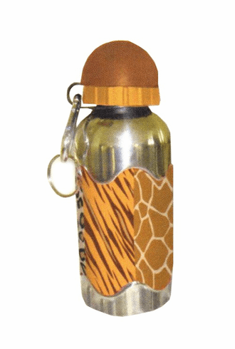 Kids Leopard Water Bottle
