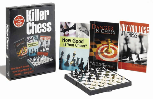 Killer Chess Kit