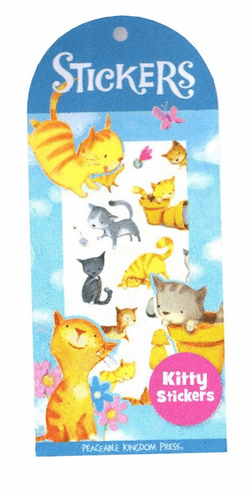 Kitty Stickers