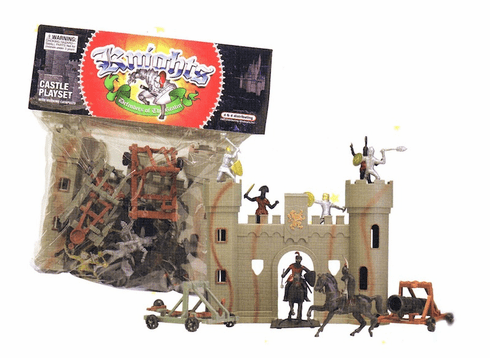 Knights Castle Playset