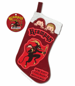 Krampus Stocking