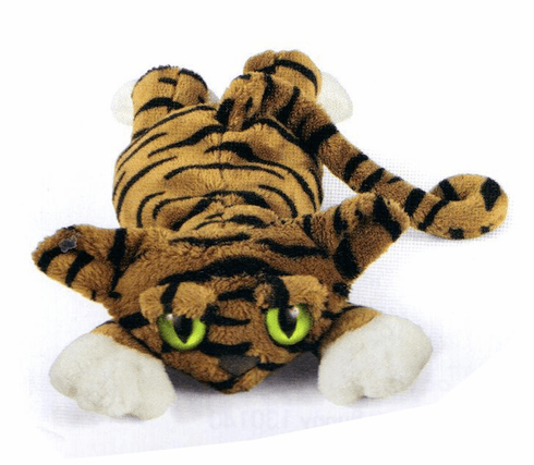 Lanky Cat Plush Todd Tiger