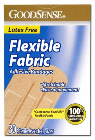 Latex Free Flexible Fabric Bandages
