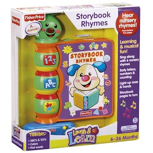 Laugh & Learn Storybook Rhymes