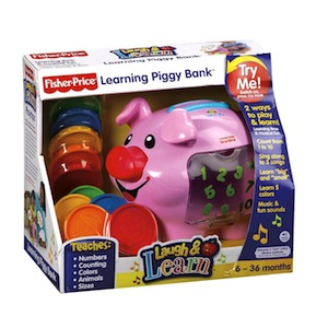 Learning Piggy Bank