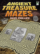 LG Activity Book: Ancient Treasures Mazes
