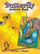 LG Activity Book: Butterfly