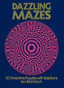 LG Activity Book: Dazzling Mazes