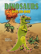 LG Activity Book: Dinosaur Dot-to-Dot