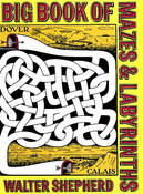 LG Activity Book: Mazes & Labyrinths