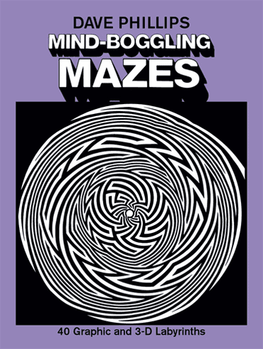 LG Activity Book: Mind-Boggling Mazes