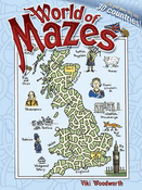LG Activity Book: World of Mazes