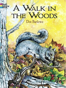 LG Coloring Book: A Walk in the Woods