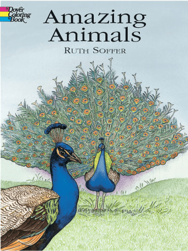 LG Coloring Book: Amazing Animals