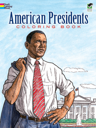 LG Coloring Book: American Presidents