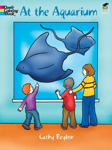 LG Coloring Book: Aquarium