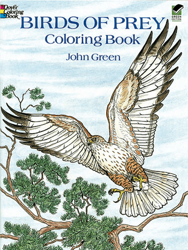LG Coloring Book: Birds of Prey
