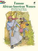 LG Coloring Book: Famous African American Women