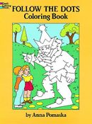 LG Coloring Book: Follow the Dots