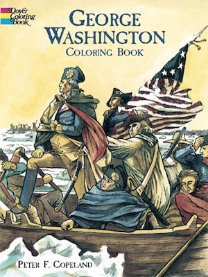 LG Coloring Book: George Washington