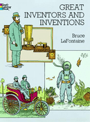 LG Coloring Book: Great Inventors and Inventions