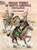 LG Coloring Book: Indian Tribes of North America