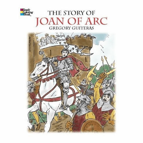 LG Coloring Book: Joan of Arc