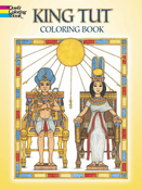 LG Coloring Book: King Tut