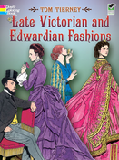 LG Coloring Book: Late Victorian Fashions
