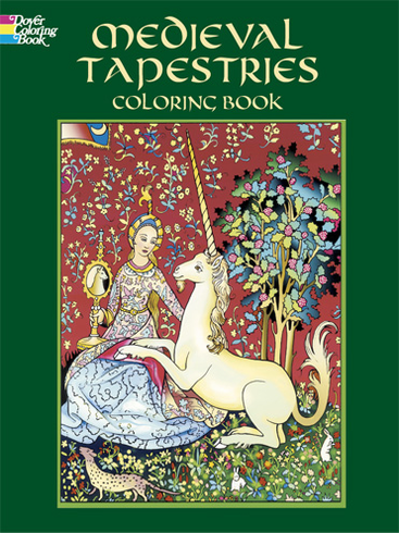 LG Coloring Book: Medieval Tapestries